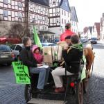 2011 Kommunalwahlen_Pfedekutschenfahrten_1