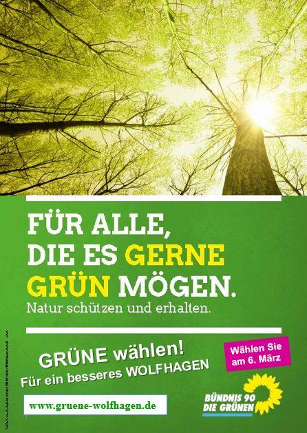 Wolfhagen_Kommunalwahl_Grüne_Wald_2016